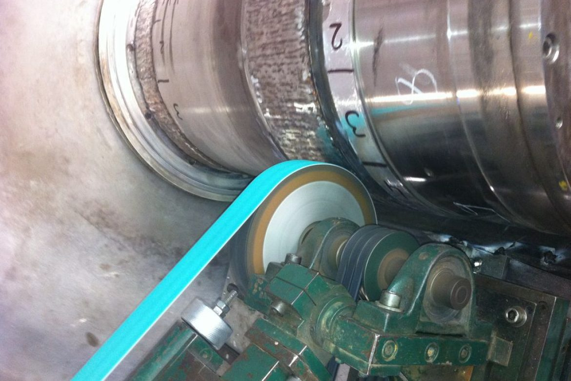 Our special machines enable machining in all circumstances (the rotation is the only constraint).